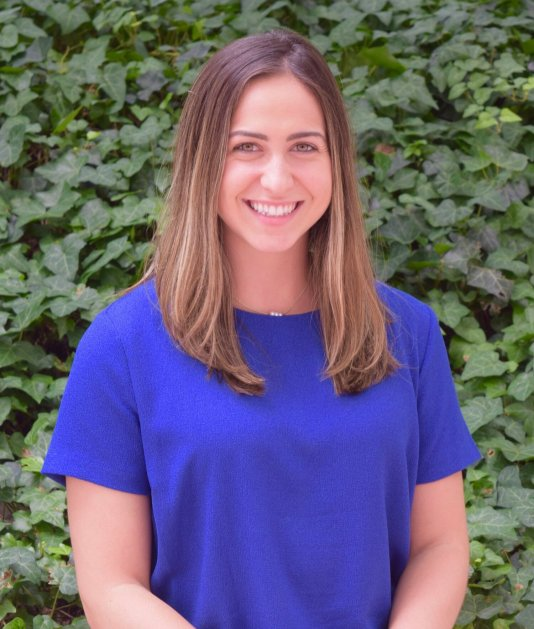 Allie Gasbarro, MA registered psychology associate and therapist