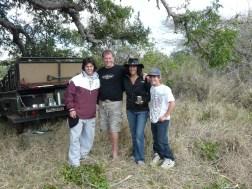 Africa family shot 2009