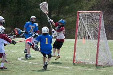 McCrae Lacrosse - Lexington Faceoff - March 21, 2010- IMG_9843