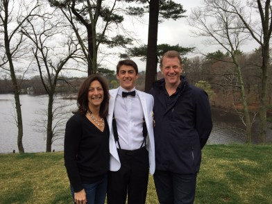 McCrae Nobles Prom 2017 - Family