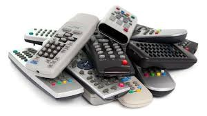 Cleaning TV Remotes