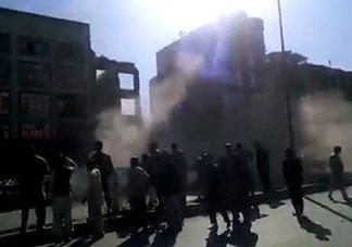 NORTHERN AFGHANISTAN EARTHQUAKE 1