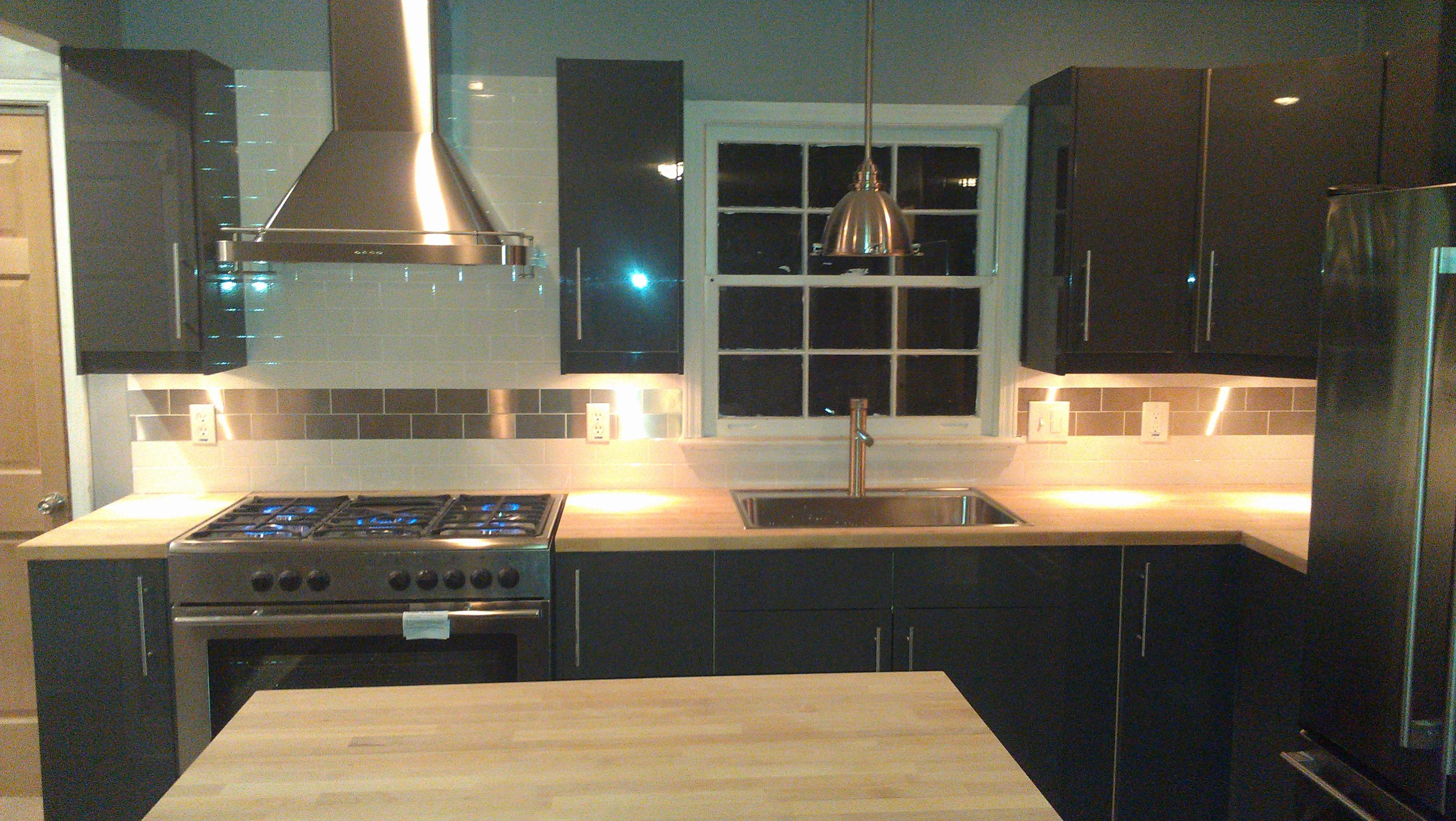 McCrossin Industries Inc IKEA Kitchen Installation