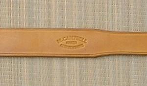 Lochgelly wide strap M