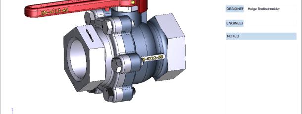 Inventor 3D-PDF : Wie kann man Detailgenauigkeiten beim 3D PDF Export verwenden?