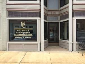 Mitchell Cunningham Corinth Bankruptcy Attorney