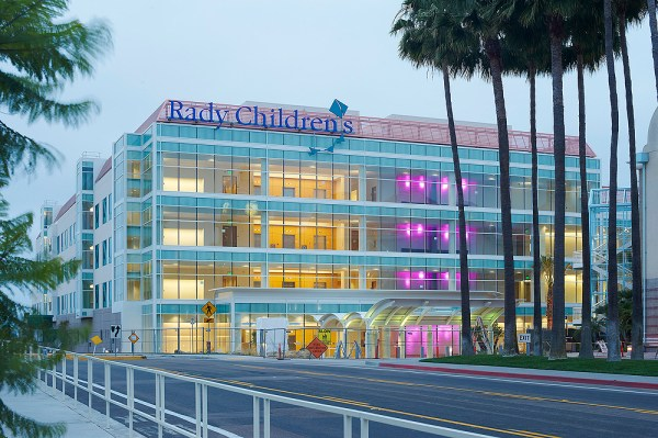 McCarthy Completes Construction of New $260 Million Rady ...