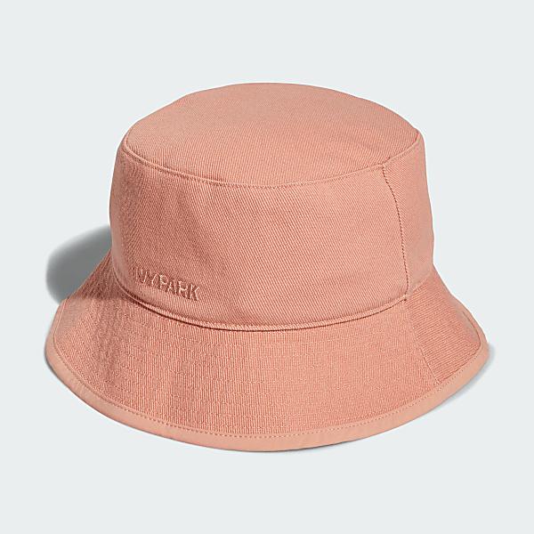 IVY PARK REVERSIBLE BUCKET HAT Ambient Blush