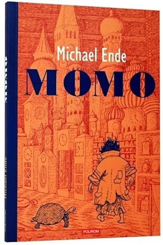 Michael Ende - Momo (editia 2016) -