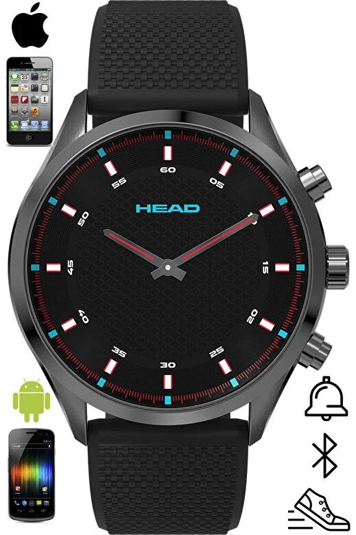 Head - Smartwatch Head HE-002-04 - Negru