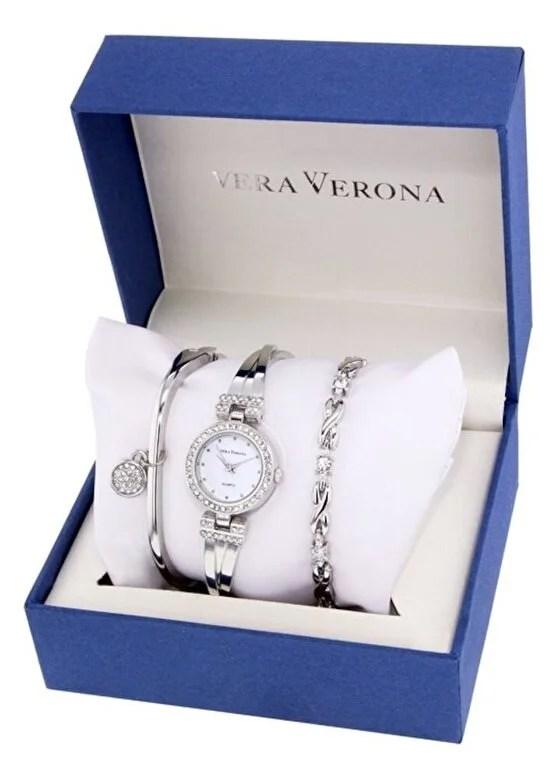VERA VERONA - Set Vera Verona MWF16-028A - Argintiu