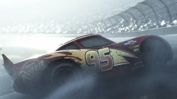 Pixar опубликовал тизер третьей части Тачек