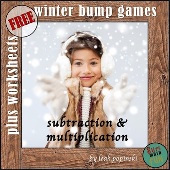 FREE Printables and Bump Games