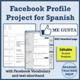 Facebook Project for Spanish