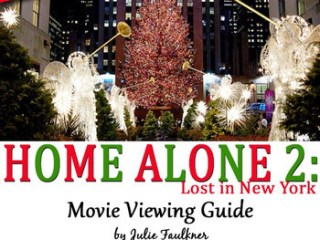 Christmas Movie Irony Analysis Activity {Home Alone: Lost