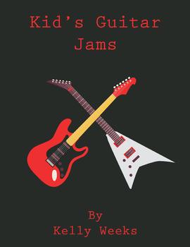 Guitar Group Class - Play Along Guitar Method