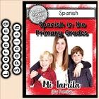 Simple Spanish Words to Learn:  La Familia