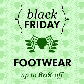 Black Friday: Footwear