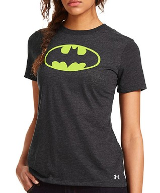 Black Alter Ego Batgirl Tee