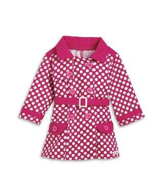 Rainy Day Coat for 18'' Doll