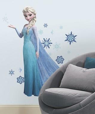 Frozen Elsa Peel & Stick Giant Wall Decal