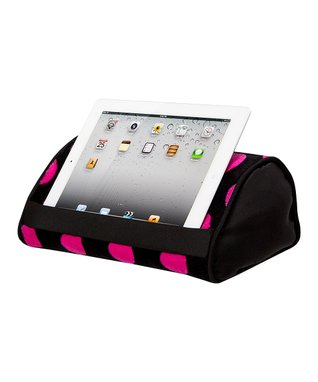 Polka Dot Tablet Pillow