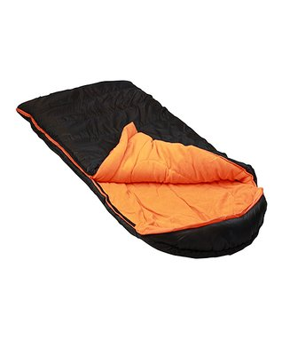 Saturn Orange Ledge Springz 25-Degree Sleeping Bag