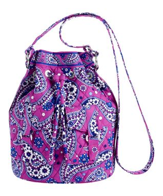 Boysenberry Quick Draw Bucket Bag