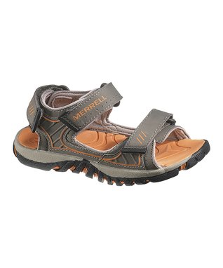 Bungee Cord & Persimmon Orange Spinster Splash Sandal