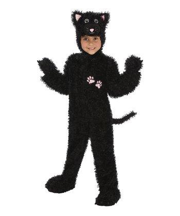 Black Cat Dress-Up Set - Toddler