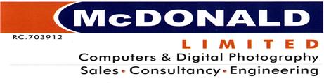 McDonald Computers Ltd
