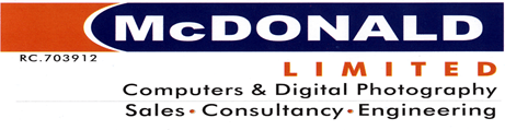 McDonald Computers Ltd