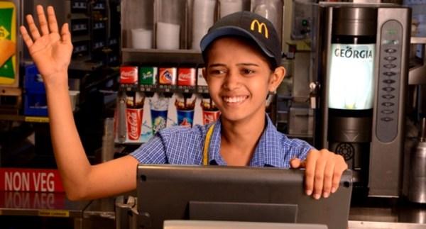 Top Five Things McDonald's Employees Do | McDonald's India ...