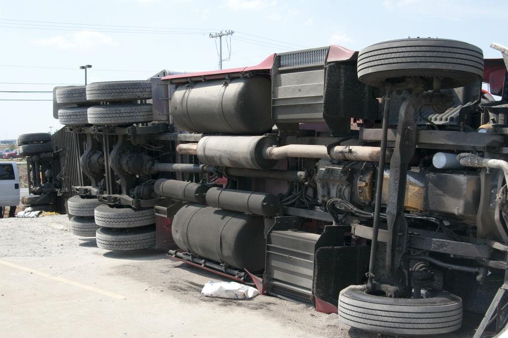 semi truck accident lawsuit
