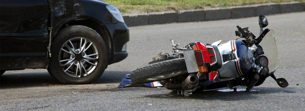 Top 5 causes of motorcycle accidents