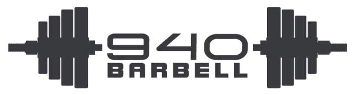 940-BARBELL- CLUB