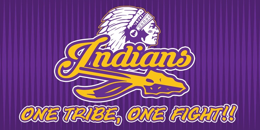 SANGER INDIANS ONE TRIBE ONE FIGHT