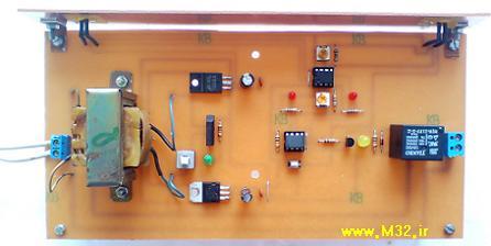کلید روشن و خاموش ، کنترل با لیزر