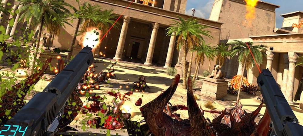 Serious Sam VR: date de sortie, prix et dernières infos du jeu culte de Croteam !