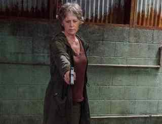 The Walking Dead: Carol sera-t-elle présente dans la saison 8 ?
