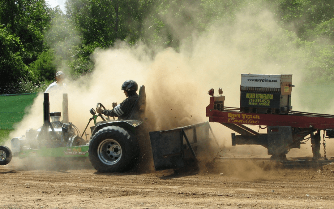 Want to enter your lawn mower in a tractor pull?