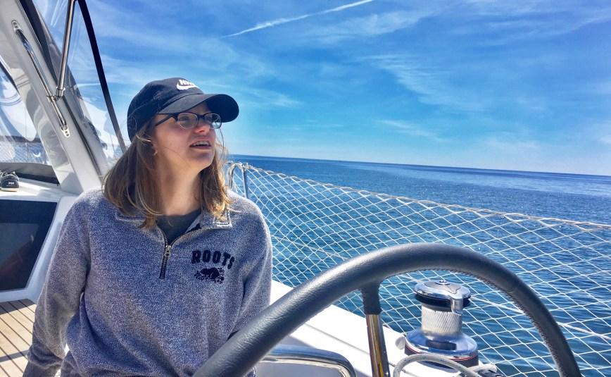 Cobie on board