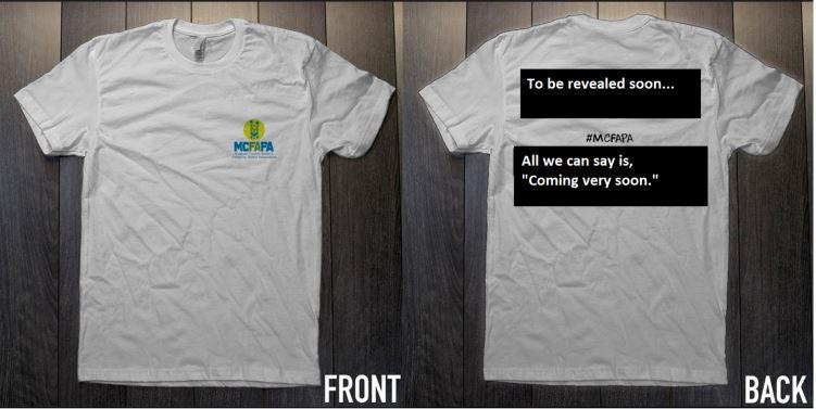 MCFAPA Shirt Teaser
