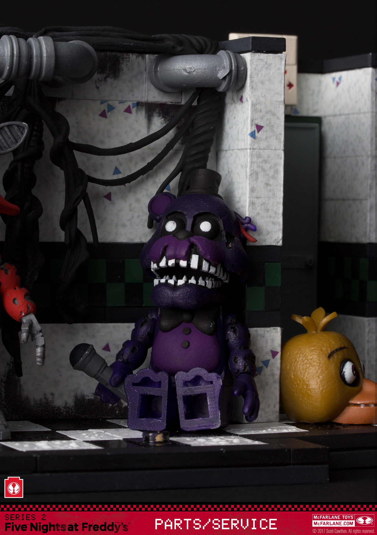 Withered Freddy Images