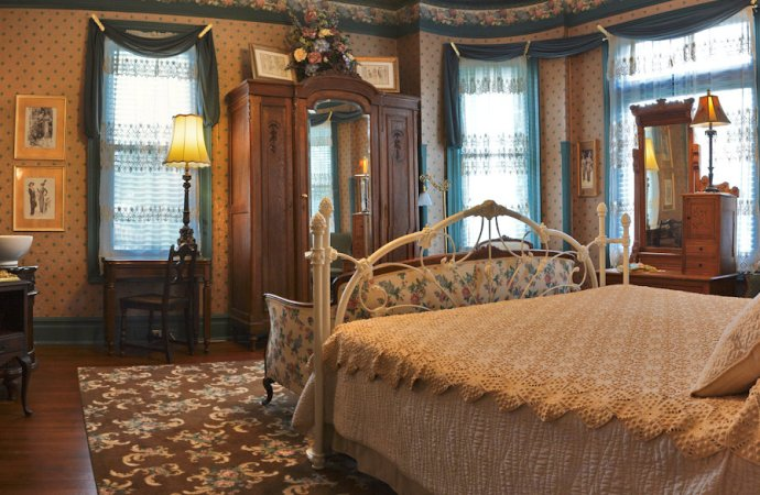 McFarlin House Bed and Breakfast, Quincy FL - Victorian Elegance