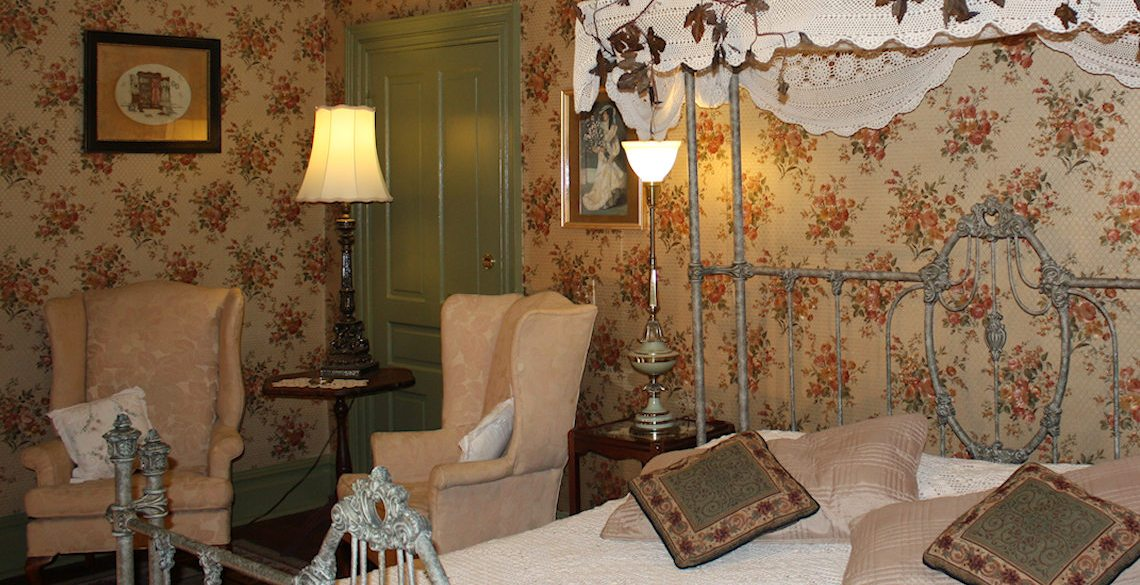 McFarlin House Bed and Breakfast, Quincy FL - Southern Grace