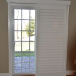 Plantation Shutter For Patio Door Mcfeely Window Fashions