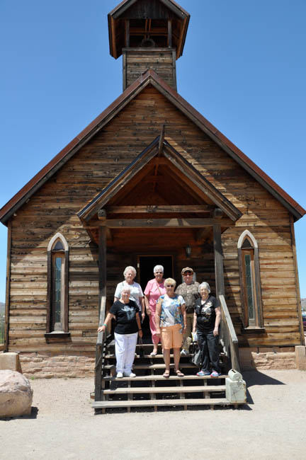 Roaming Arizona, Active Adult Community Events