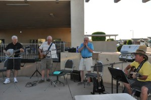 Live Music at the Club House