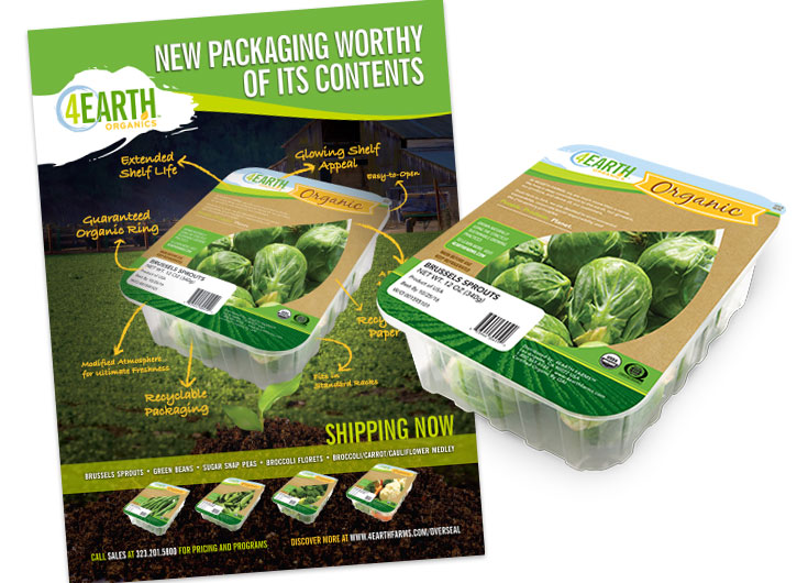 4Earth Farms New Product Development and Promotion